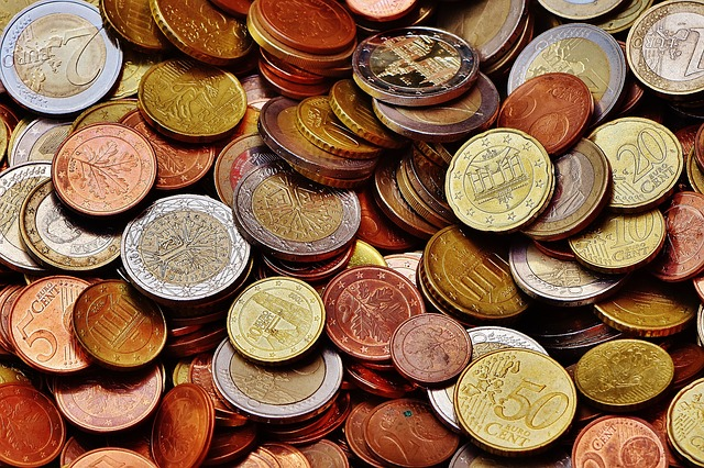 Eiro monētas aizdevums